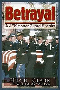 Hugh Clark Betrayal Book