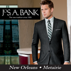 Visit Jos. A Bank in New Orleans and Metairie Lousiana
